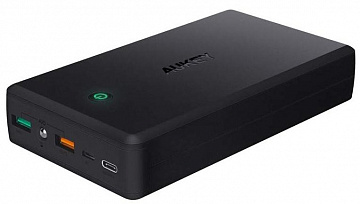 Купить Внешний аккумулятор Aukey Power Bank 30000 mAh USB C Power Delivery PD 2.0 PB-Y7 (Black)