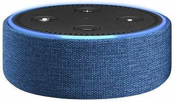 Купить Чехол Amazon Echo Dot Sleeve Case для колонки Amazon Echo Dot Gen 2 (Indigo Fabric)