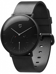 Купить Умные часы Xiaomi Mijia Smart Quartz Watch (Black)