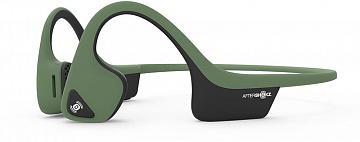 Купить Bluetooth-наушники Aftershokz Trekz Air AS650 с микрофоном (Forest Green)