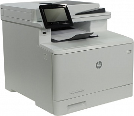 Купить Лазерное МФУ HP Color LaserJet Pro M377dw M5H23A (White)
