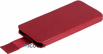 Купить Чехол-карман Heddy Ultraslim Hard (HD-S-A-5SE-11-09) для iPhone 5/5S/SE (Red)