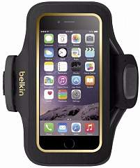 Купить Чехол Belkin Slim-Fit Plus Armband (F8W634BTC00) для iPhone 6/6s (Black)