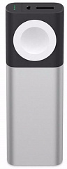 Купить Зарядное устройство Belkin Valet Charger Power Pack 6700 mAh для Apple Watch/iPhone (Silver)
