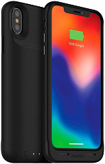 Купить Чехол Mophie Juice Pack Air для iPhone X (Black)
