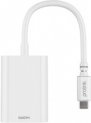 Купить Адаптер Prolink MP400 USB-C - HDMI (White)