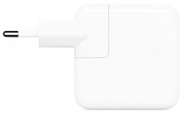 Купить Блок питания Apple 30W USB-C Power Adapter MR2A2ZM/A (White)