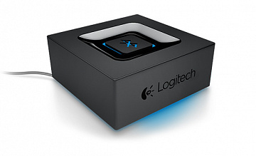 Купить Bluetooth-адаптер Logitech Speaker Bluetooth Audio Adapter (980-000912)