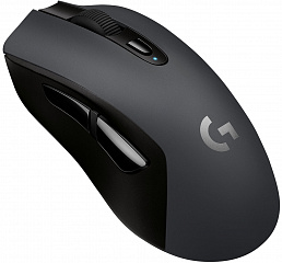 Купить Игровая мышь Logitech G603 Lightspeed Wireless (Black)
