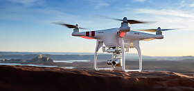 Квадрокоптер DJI Phantom 2 Vision Plus - первый опыт