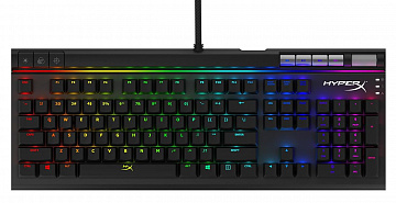 Купить Игровая клавиатура Kingston HyperX Alloy Elite RGB Cherry MX Blue (Black)