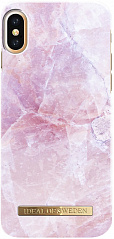 Купить Чехол iDeal S/S17 (IDFCS17-I8-52) для Apple iPhone X (Pillion Pink Marble)