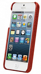 Купить Чехол Vetti Craft Leather Snap Cover (IPO5LES1110109) для iPhone 5/5S/SE (Red)
