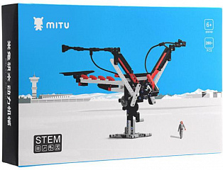Купить Конструктор Xiaomi Mitu Intelligent Building Blocks Bird (MTJM02IQI)