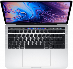 Купить Ноутбук Apple MacBook Pro 13.3'', Intel Core i5 2.3GHz, 8Gb, 256Gb SSD MR9U2RU/A (Silver)