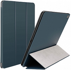 Купить Чехол Baseus Simplism Y-Type Leather (LTAPIPD-BSM03) для iPad Pro 12.9 2018 (Blue)