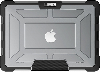 "Купить Защитный чехол Urban Armor Gear Rugged (MBP13-4G-L-IC) для MacBook Pro 13"" 2016 (Ice)"