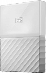 "Купить Внешний жесткий диск Western Digital My Passport 2.5"" USB 3.0 2Tb HDD WDBLHR0020BWT-EEUE (White)"