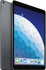 Купить Планшет Apple iPad Air 10.5 Wi-Fi 64Gb MUUJ2RU/A (Space Grey)