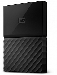 "Купить Внешний жесткий диск Western Digital My Passport 2.5"" USB 3.0 2Tb HDD WDBLHR0020BBK-EEUE (Black)"