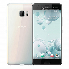 Купить Cмартфон HTC U Ultra 64Gb (Ice White)