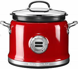 Купить Мультиварка KitchenAid Multi-Cooker and Stir Tower Bundle 5KMC4244EER (Empire Red)