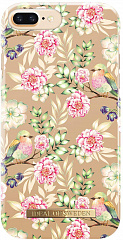 Купить Чехол iDeal S/S17 (IDFCS17-I7P-65) для iPhone 6/6S/7/8 Plus (Champagne Birds)