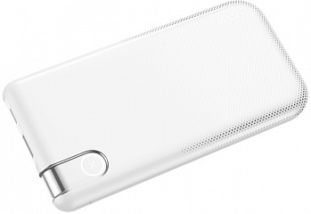 Купить Внешний аккумулятор Baseus Thin Version Wireless Charge Power Bank (PPALL-QY02) 10000 mAh (White)