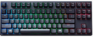 Купить Клавиатура Cooler Master MasterKeys Pro S (SGK-6030-KKCR1-RU) RGB Cherry MX Red (Black)
