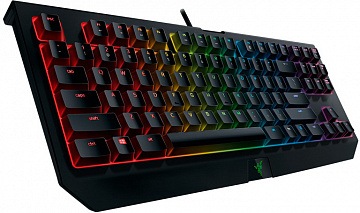 Купить Игровая клавиатура Razer BlackWidow Tournament Chroma V2 Green Switch (Black)