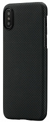 Купить Чехол Pitaka MagCase для Apple iPhone X/Xs (Black/Grey Plain)