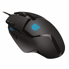 Купить Игровая мышь Logitech Gaming Mouse G402 Hyperion Fury 910-004067 (Black)