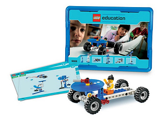 Купить Набор Lego Simple & Powered Machines Set (9686) Технология и физика (Multicolor)