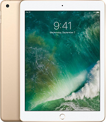 Купить Планшет Apple iPad 128Gb Wi-Fi+Cellular MPG52RU/A (Gold)