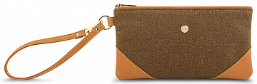 Купить Клатч Moshi Wristlet Clutch 99MO095735 (Vintage Brown)
