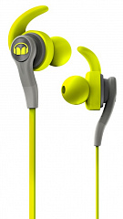 Купить Наушники Monster iSport Compete In-Ear с микрофоном (Green)