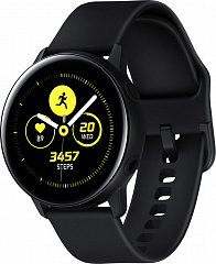 Купить Умные часы Samsung Galaxy Watch Active SM-R500NZKASER (Black)