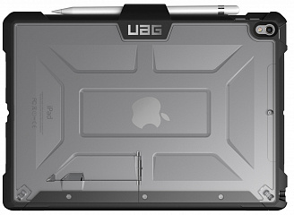 "Купить Чехол Urban Armor Gear Plasma Ice Case для iPad Pro 10.5"" (Silver/Black)"