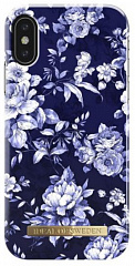 Купить Чехол iDeal S/S18 (IDFCS18-I8-69) для Apple iPhone X (Sailor Blue Bloom)
