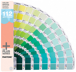 Купить Цветовой справочник Pantone Color Bridge Coated + Uncoated Supplement (GP6102-SUPL)