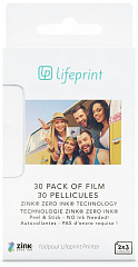 Купить Фотобумага Lifeprint Photo Paper Sticky Back 30 Pack