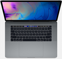 "Купить Ноутбук Apple MacBook Pro 15.4"" Intel Core i9 2.3GHz 16Gb 512Gb SSD MV912RU/A (Space Grey)"
