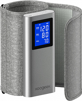 Тонометр Koogeek Smart Upper Arm Blood Pressure Monitor KSBP2-1 (Grey)