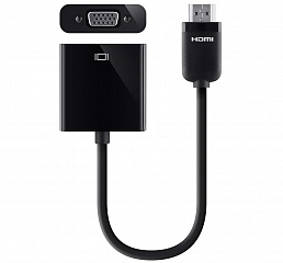 Купить Адаптер Belkin HDMI to VGA Ultra AV10145BT (Black)