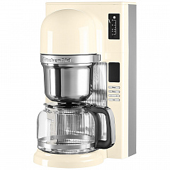 Купить Кофеварка KitchenAid Pour Over Brewer 5KCM0802EAC (Cream)
