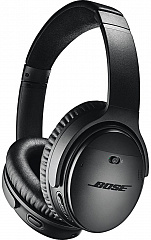 Купить Bluetooth-наушники Bose QuietComfort 35 II с микрофоном (Black)