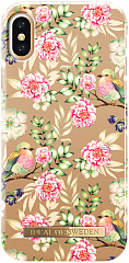 Купить Чехол iDeal S/S17 (IDFCS17-I8-65) для Apple iPhone X (Champagne Birds)