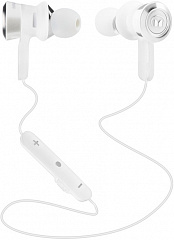 Купить Наушники Monster Clarity HD Bluetooth Headphones (137031-00) с микрофоном (White)