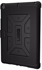 Купить Чехол-книжка Urban Armor Gear Metropolis Rugged для iPad 2017 (Midnight)