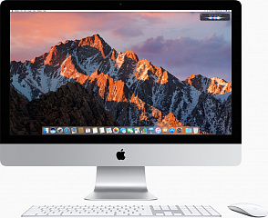 "Купить Моноблок Apple iMac 21.5"" Intel Core i5 2.3GHz 8Gb 1Tb HDD MMQA2RU/A (Silver)"